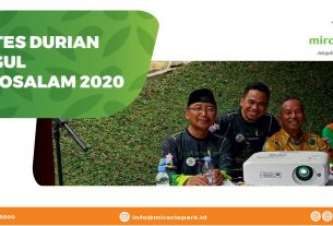 Kontes Durian Unggul Wonosalam 2020